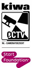 Kiwa CCTV Cameratoezicht Team beveiliging